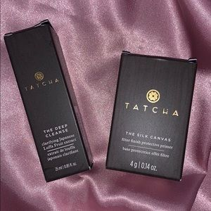 New✨ Tatcha Bundle